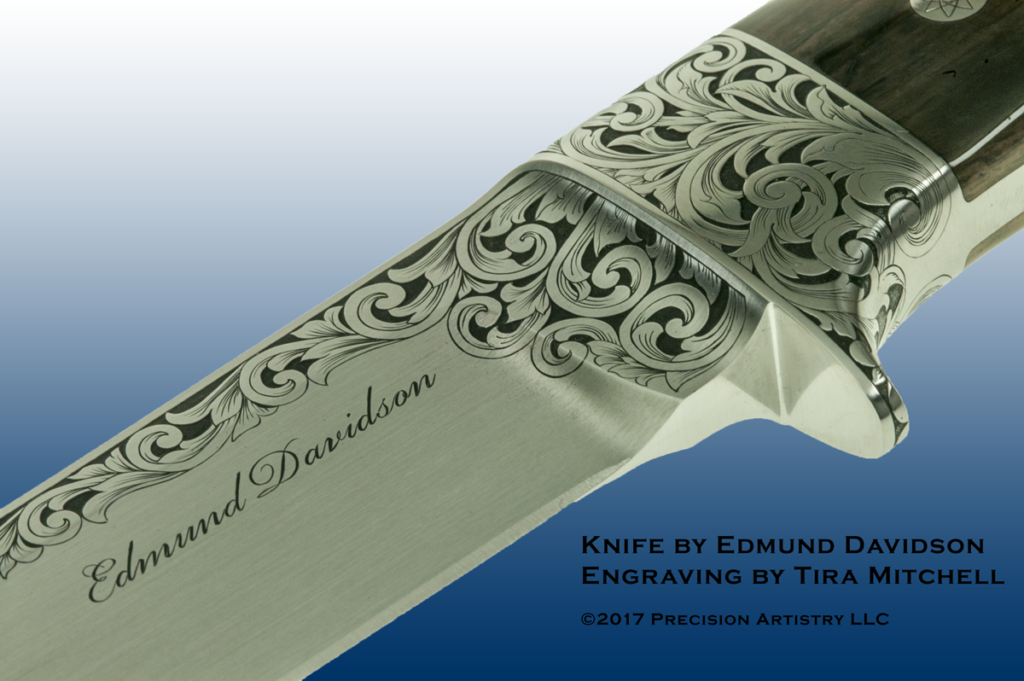 Edmund Davidson Knife